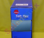 Р400 губка Film Soft Flex Pad 114*125мм зелен.Sunmight (1 лист)